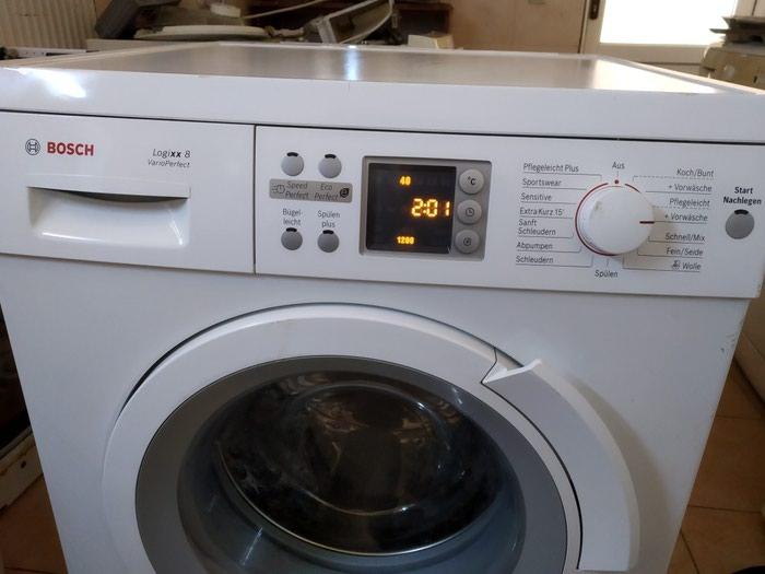 Washing Machine Bosch 8 kg.. Photo 1