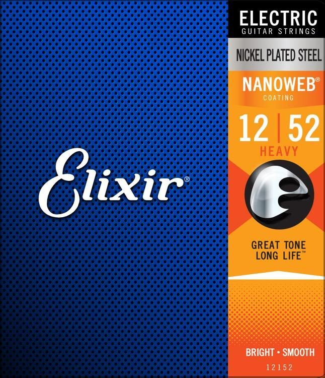 Elixir elektro gitara uchun 1 dest sim