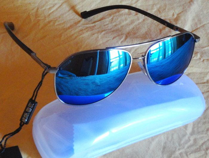 Γυαλιά ηλίου με φακούς polarized UV400 Μεγεθος large Καινουργια σε Αθήνα