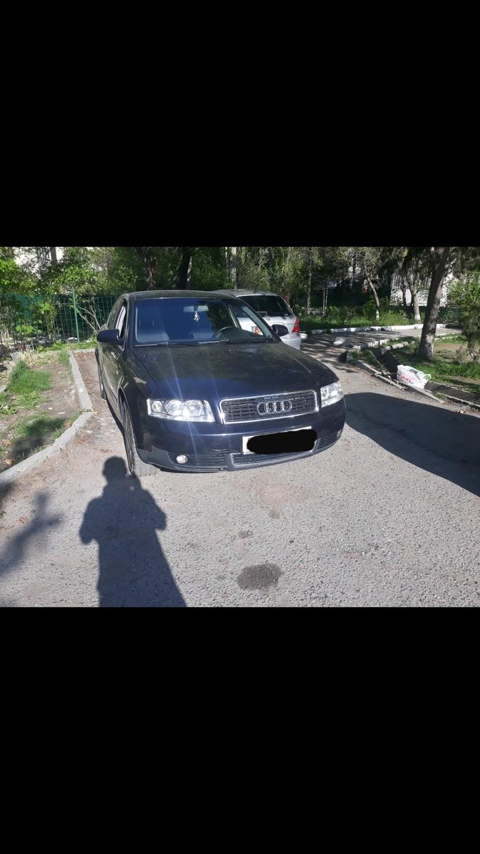 Audi A4 2003. Photo 1