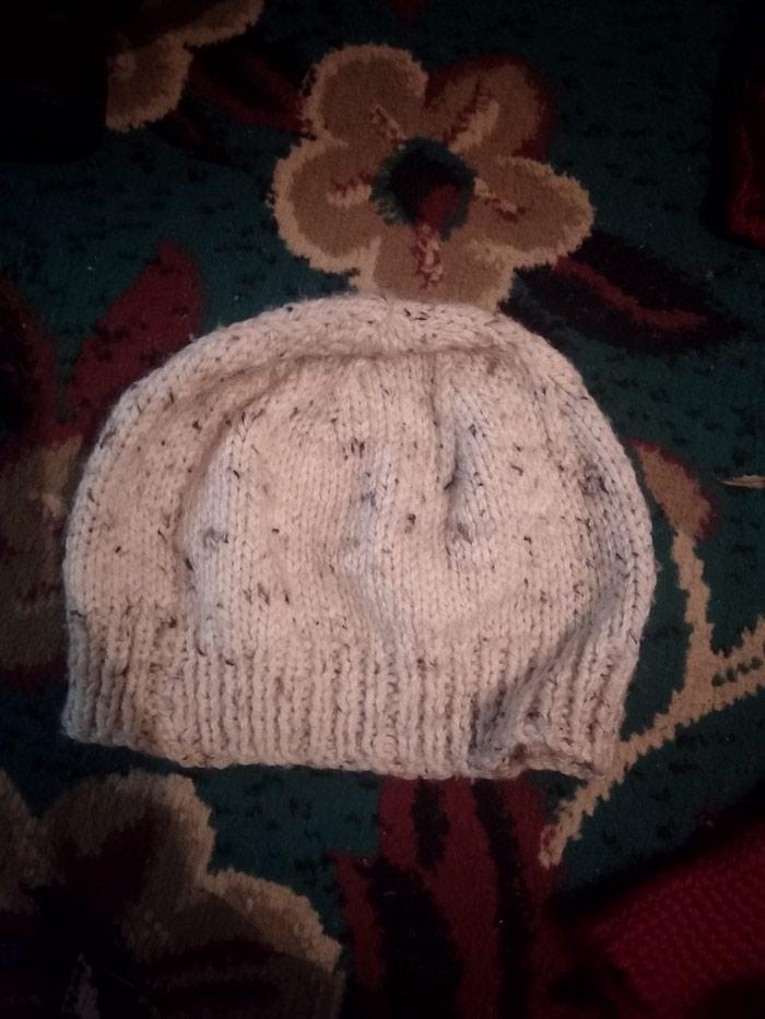 Продам детские шапки для девочек по 100 сом. Photo 0