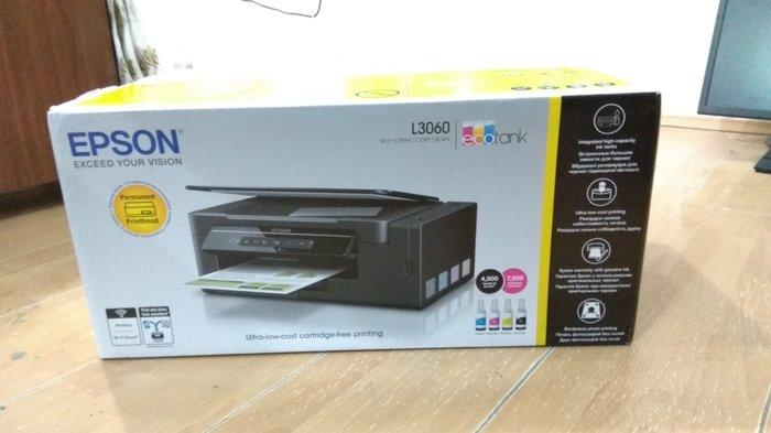 Bakı şəhərində Epson L3060 3 in 1 (copy, scan, print)