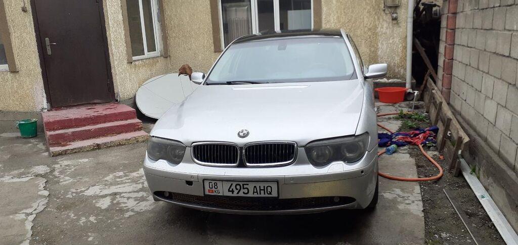 BMW 735 3.5 л. 2002 | 345000 км: BMW 735 3.5 л. 2002 | 345000 км