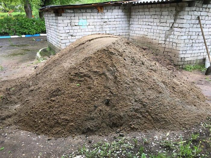 1 тонна песка