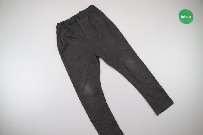 Дитячі теплі штани Zara Boys, вік 9 р., зріст 134 см    Довжина: 82 см: Дитячі теплі штани Zara Boys, вік 9 р., зріст 134 см    Довжина: 82 см