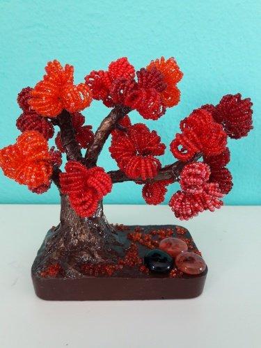 Το κόκκινο bonsai