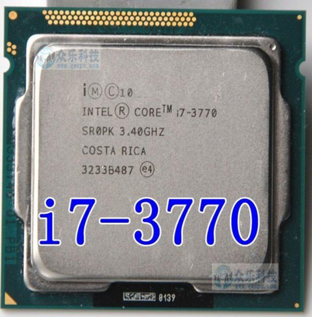 Core i7 3770 в отличном состояние !!! 4 ядра 8 потоков !!!: Core i7 3770 в отличном состояние !!! 4 ядра 8 потоков !!!