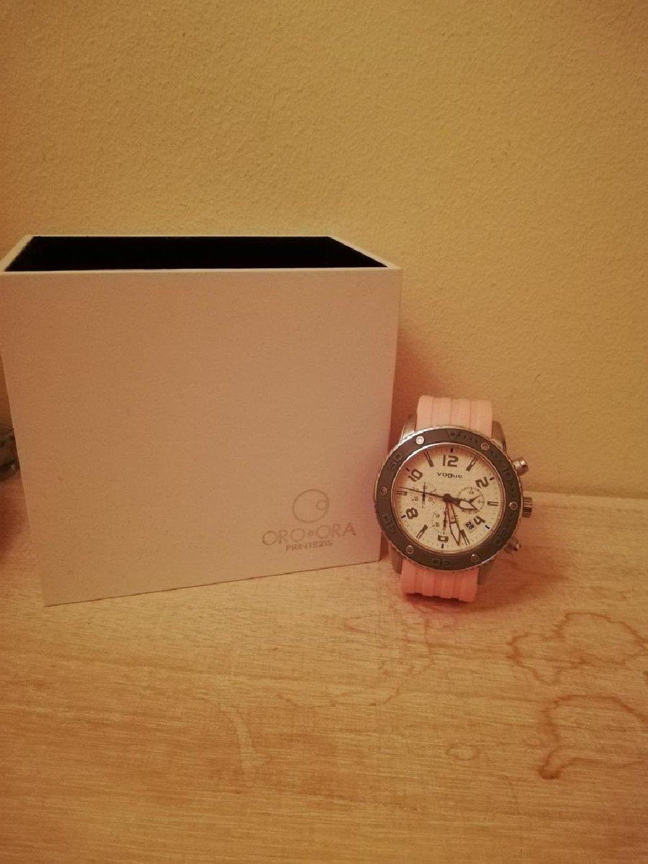 Ρολόι Vogue! Αφόρετο! Διότι μου το έχουν κάνει δώρο! Τιμη 70ευρω