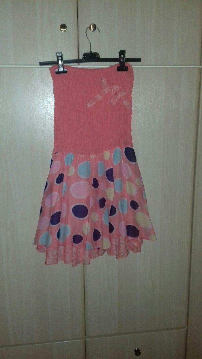 Φόρεμα, Small, κοραλλί, αφόρετο  (κωδ. 78)