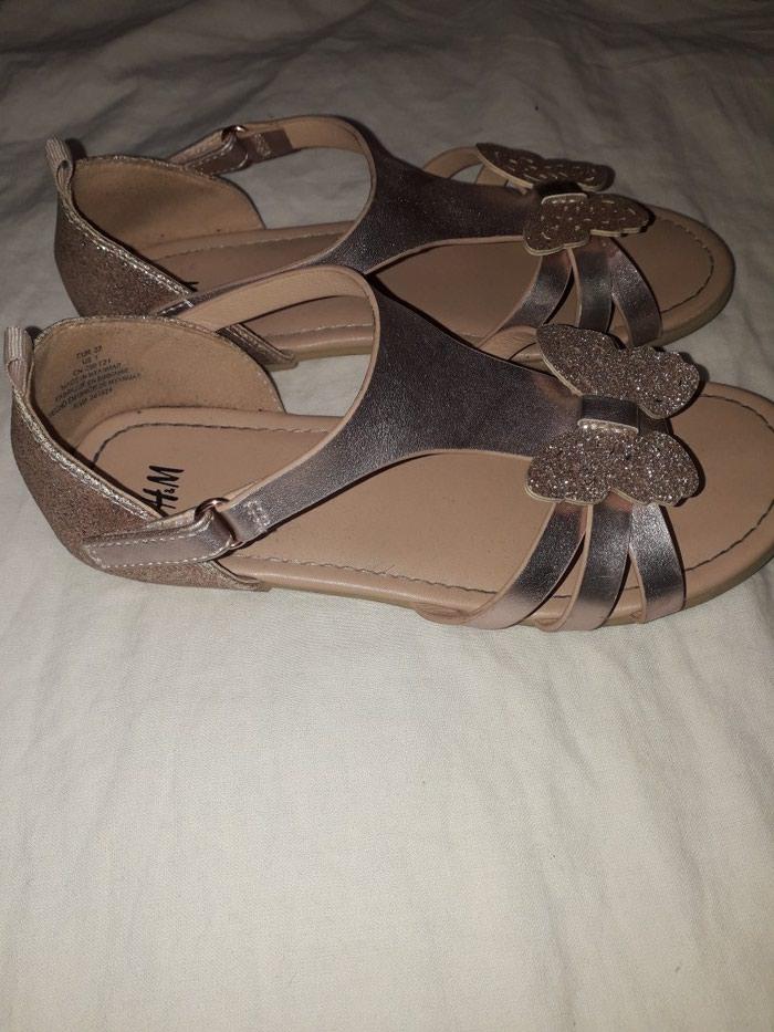 H&M sandalice za devojcicu, broj 32.. Photo 1