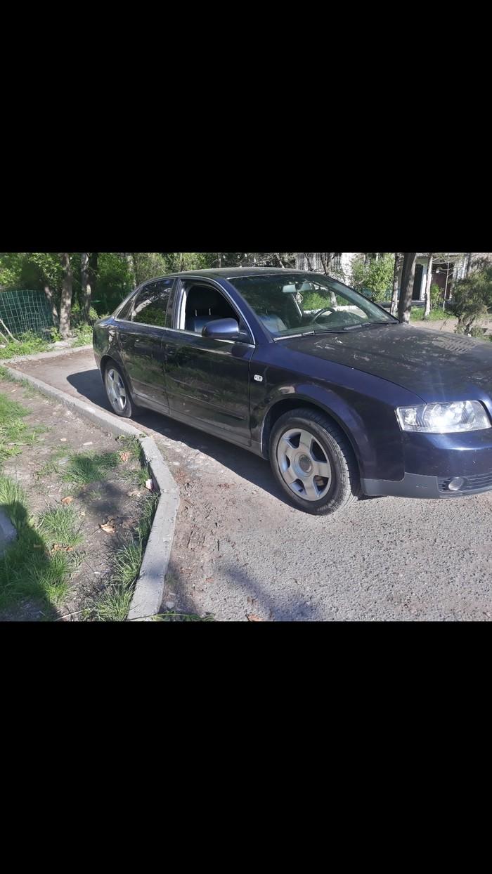 Audi A4 2003. Photo 0