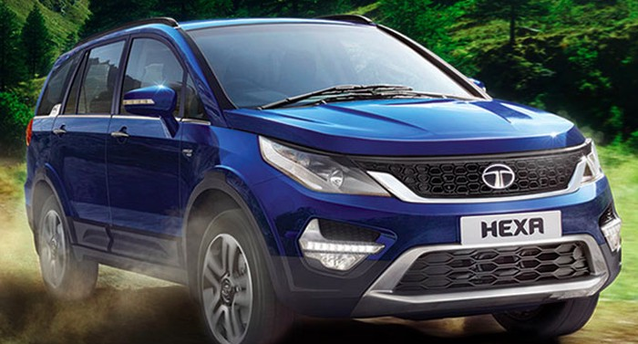 Tata Hexa - Tata Motors has launched a brand new car in diesel with a power packed 2179cc engine