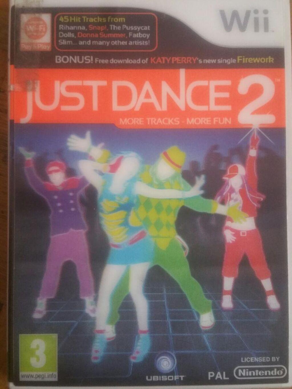 Igrica za Wii Just Dance