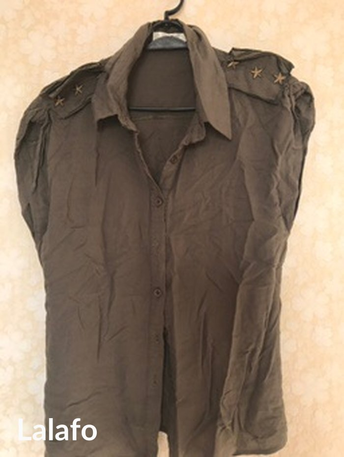 рубашка ; размер s-m ; 📲 0553-77-88-41 w/a в Бишкек