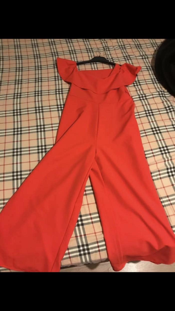 Κοκκινη ολοσωμη φορμα νουμερο medium . Photo 1