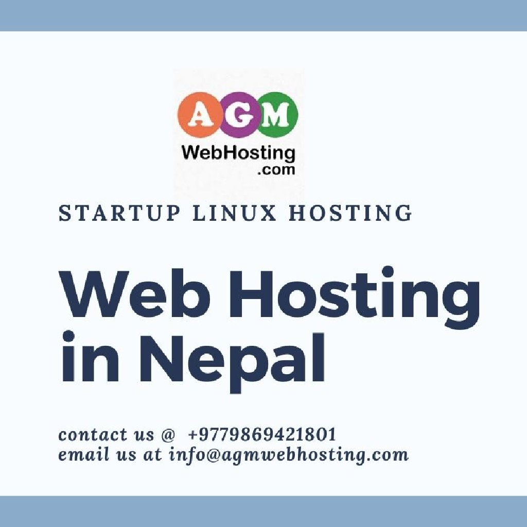 Get cheapest Web Hosting in Nepal Plan  startup Linux Hosting with additional value added benefits and enjoy maximum uptime for your running website