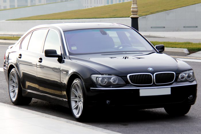 BMW 7 series 2006. Photo 1