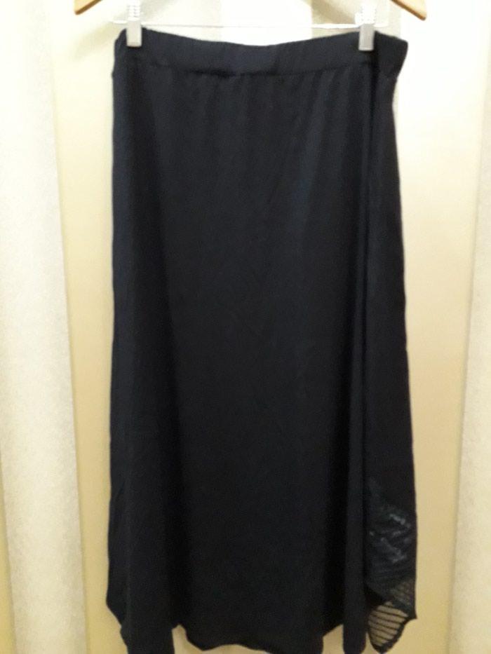 НОВАЯ турецкая женская юбка в талии 42 см длина 90. Photo 5