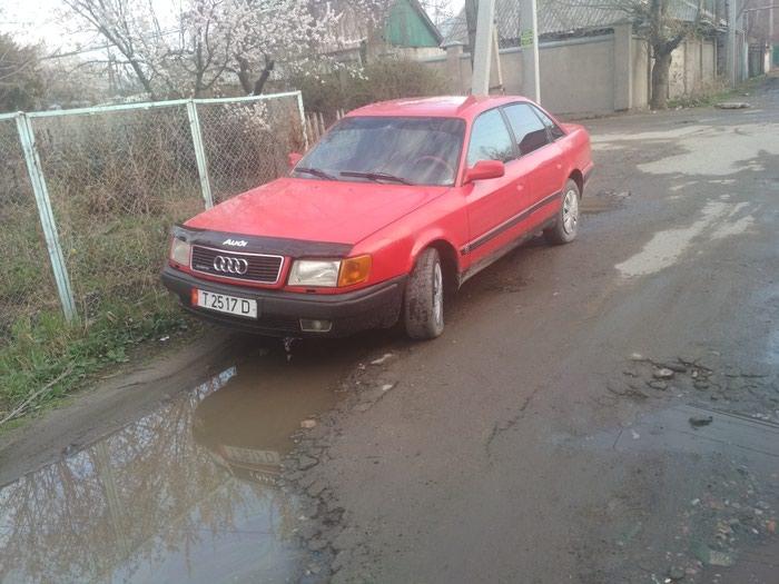 Audi S4 1991. Photo 1