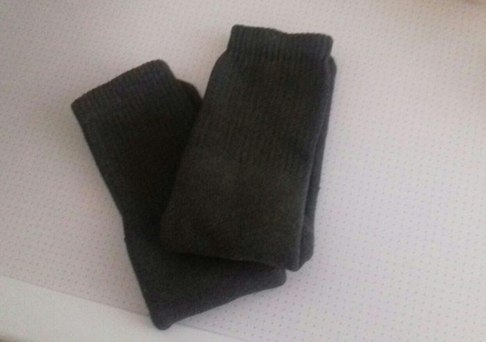 8 ζεύγη ανδρικές κάλτσες βαμβακερές για νούμερο παπουτσιού 43/44, αφόρετες, κατάλληλες και για το στρατό