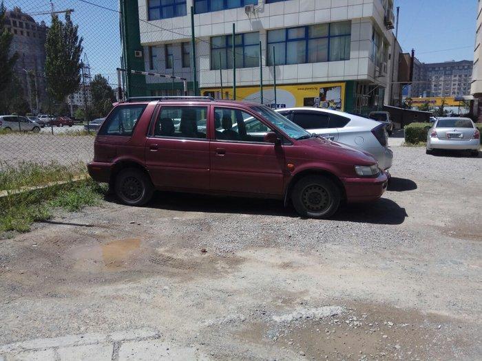 Hyundai Santamo 2000 в Бишкек