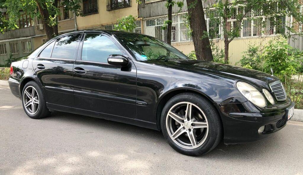 Mercedes-Benz 320 1.8 л. 2003   239799 км: Mercedes-Benz 320 1.8 л. 2003   239799 км