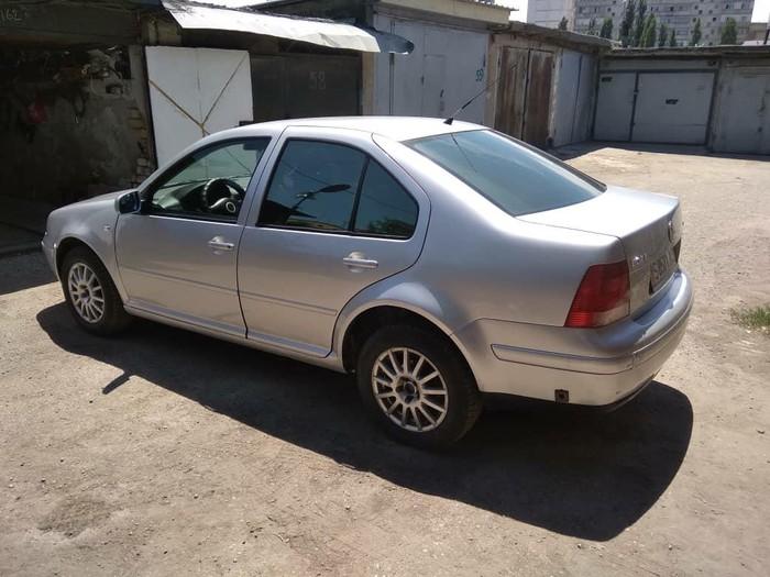 Volkswagen Bora 2002. Photo 4