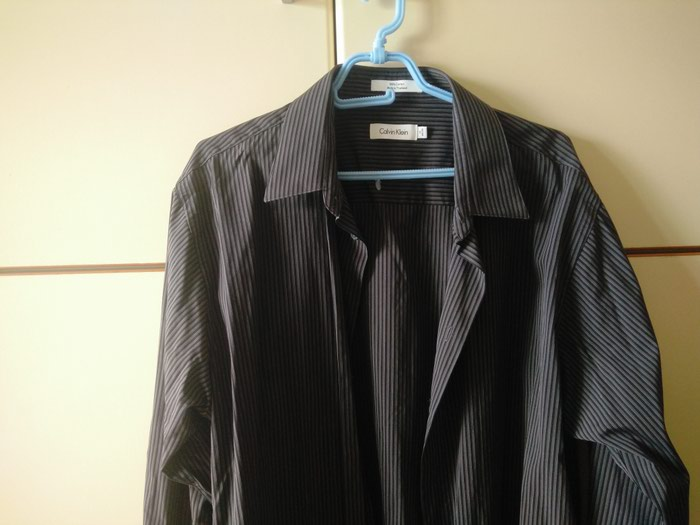 Πουκάμισο Calvin Klein, xl, τελείως αφόρετο, από την προσωπική μου καρνταρόμπα