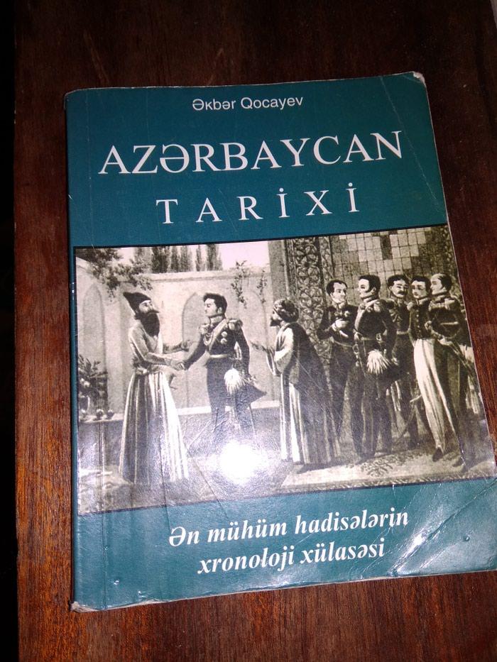 Azərbaycan Tarixi yaddas kitabcasi. Photo 0
