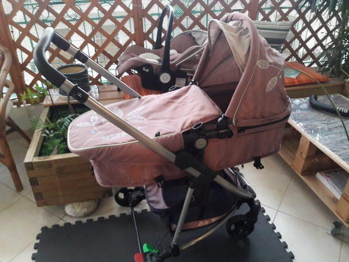 ΠΟΛΥΜΟΡΦΙΚΟ ΚΑΡΟΤΣΙ 3 ΣΕ 1 BABY MAX TRIO ΚΑΤΑΣΤΑΣΗ:ΑΡΙΣΤΗ. Photo 6