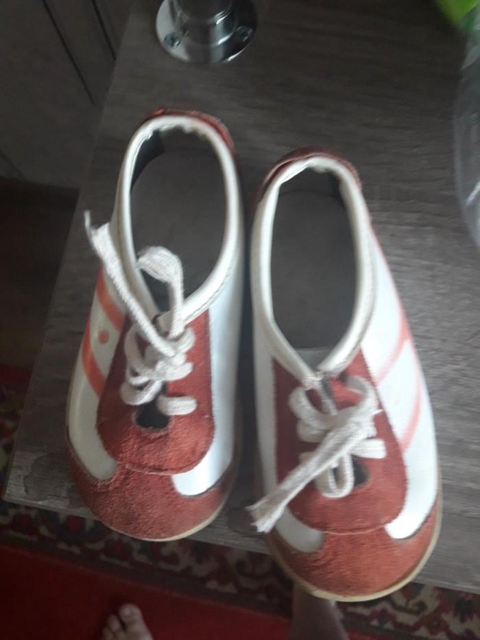 Детские туфли. Photo 0