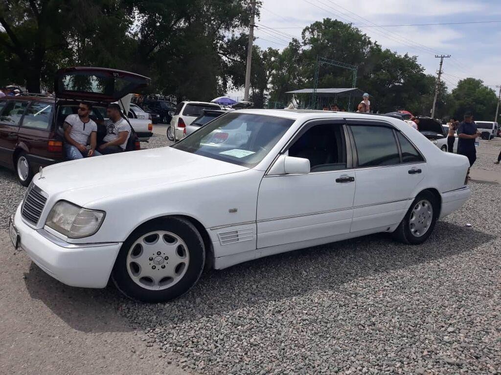Mercedes-Benz S-Class 3 л. 1993   180000 км: Mercedes-Benz S-Class 3 л. 1993   180000 км