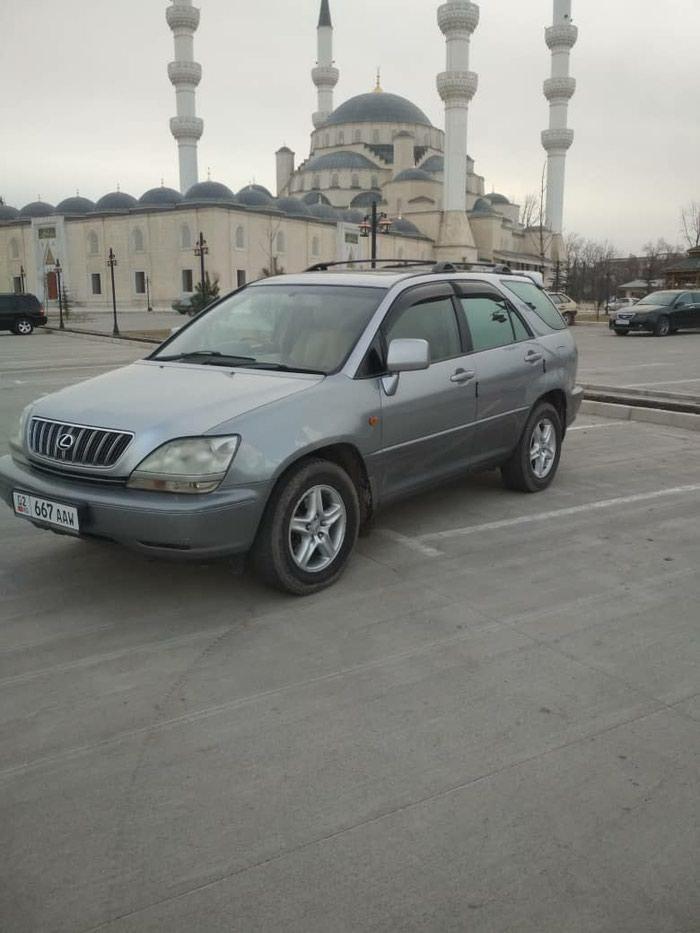 Lexus RX 2002 в Лебединовка