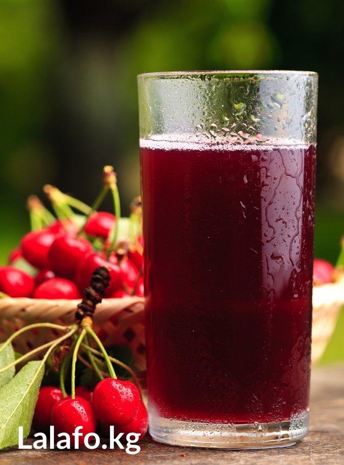 продаю 100% натуральный высококонцентрированный сок вишни ,без в Бишкек