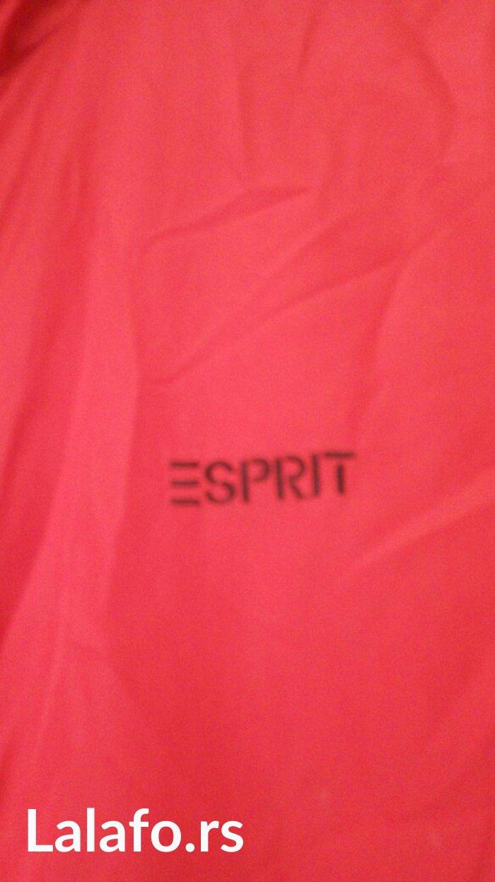 Esprite original jakna sa dva lica