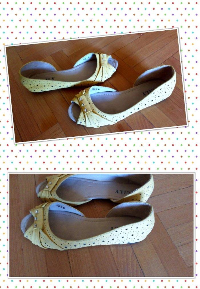 Ženske Sandale i Japanke - Bajina Basta: Sandale br. 41. UG 26. Polovne
