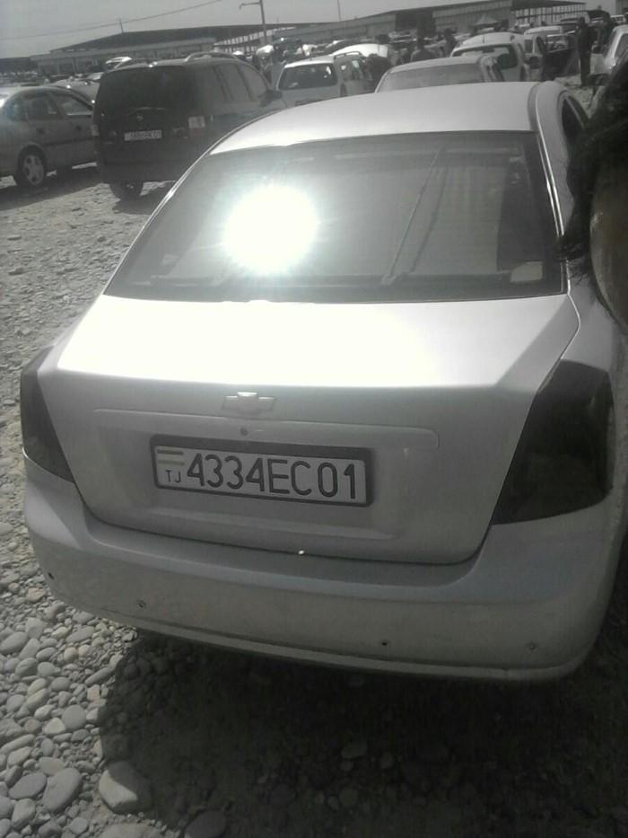 Chevrolet Lacetti 2004. Photo 0
