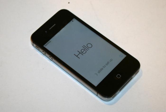 Apple iPhone 4S A1387 ΣΕ ΑΡΙΣΤΗ ΚΑΤΑΣΤΑΣΗ ΜΕ ΤΟ ΦΟΡΤΙΣΤΗ ΤΟΥ. Photo 0