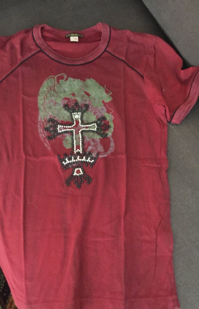 Unisex Replay T-shirt No Medium . Τιμή 5€  σε Υπόλοιπο Αττικής