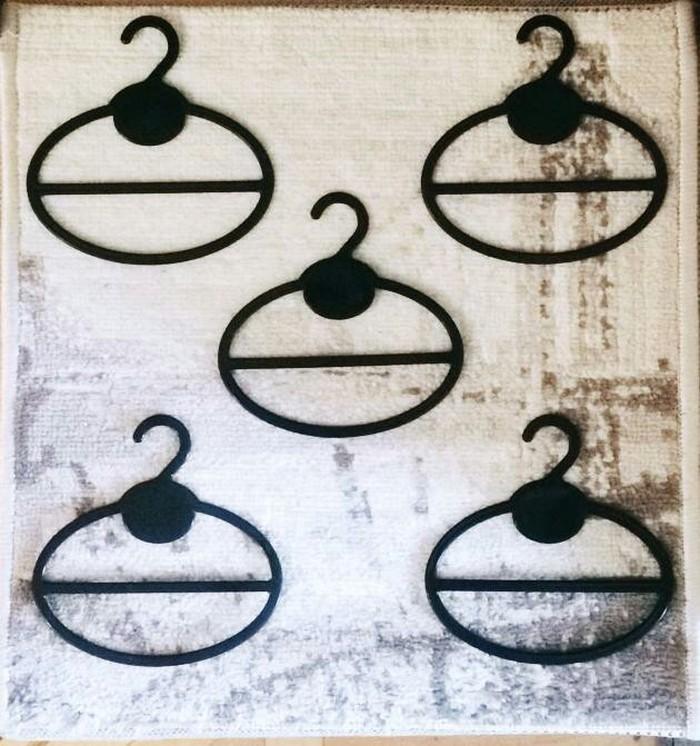Вешалка-для платочков,5 штук,новые Одна штука стоит 1 манат в Баку