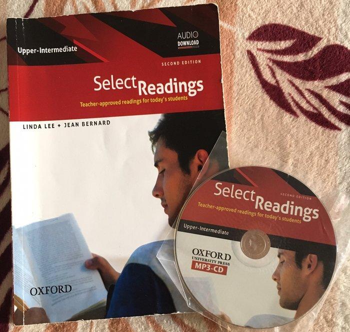 Bakı şəhərində Select reading.