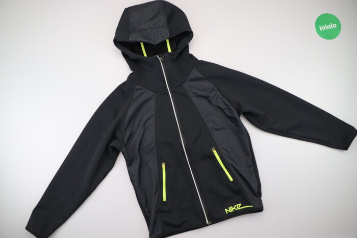 Підліткова спортивна кофтинка Nike, вік 10-12 р., зріст 140-152 см: Підліткова спортивна кофтинка Nike, вік 10-12 р., зріст 140-152 см