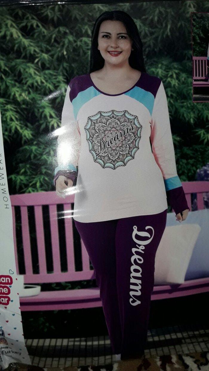 пижама все в наличии  размер Хл ххл мы ждем в Душанбе