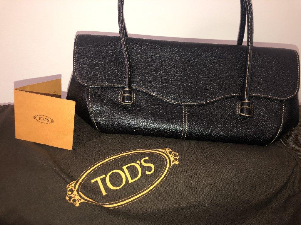Τσάντα Tod's αυθεντική ( σε πολύ καλή κατάσταση )