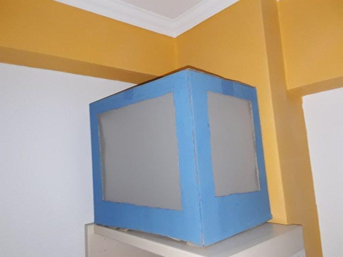 Χειροποίητο διακοσμητικό κουτί! Το κάνω ότι χρώμα θέλετε!. Photo 1