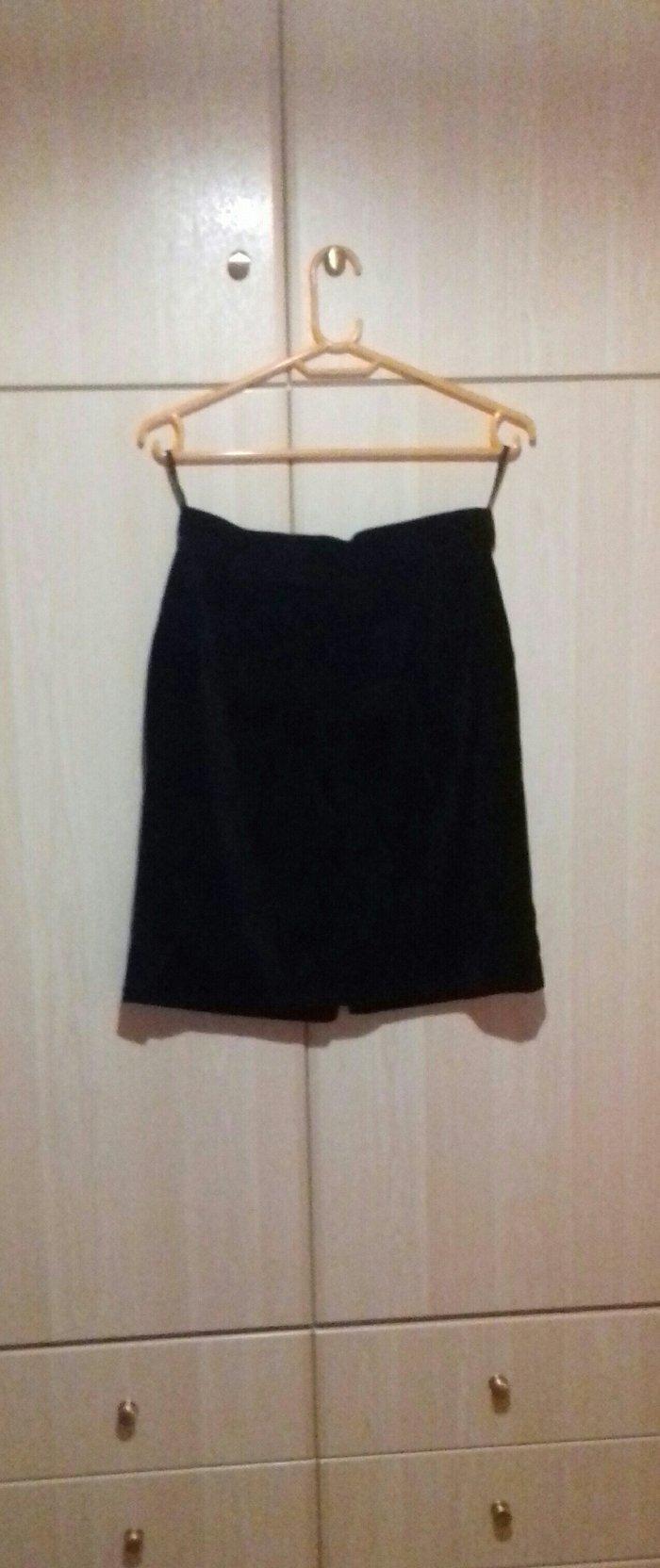Βελούδινη φούστα S/M, αφόρετη