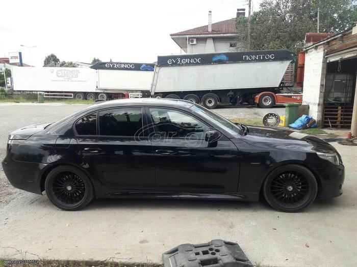 BMW 530 2005. Photo 4