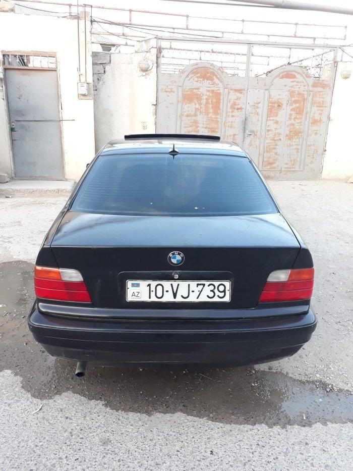 BMW 318 1995. Photo 4