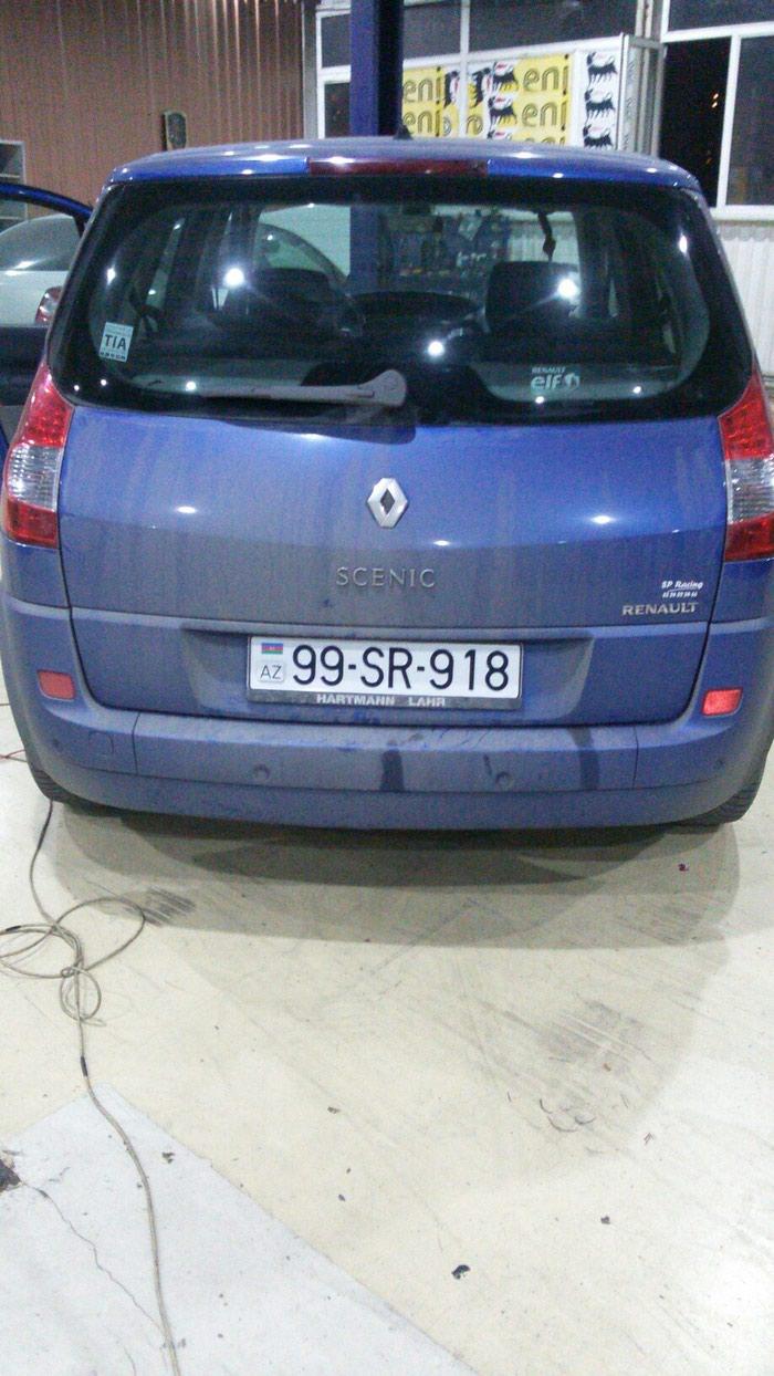 Renault Scenic 2007. Photo 0