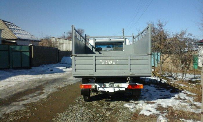 Бус грузовой переделка с пассажирского 602 двиг. ГУР. в отл. состоянии в Караколе